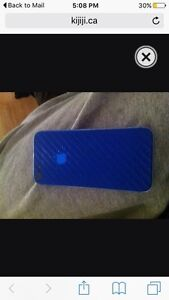 IPHONE 5 BLUE
