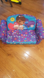 Sofa/lit pour enfant/bambin - couch/bed for kids/toddler