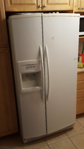 KitchenAid - Side by Side Refrigerator