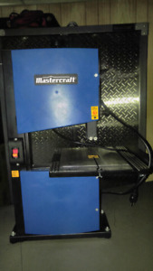 Mastercraft Band Saw with Extension Table