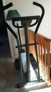 Weslo Elliptical Exercise Equipment