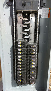 200AMP ELECTRICAL PANEL