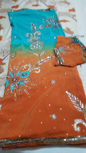 Indian Party Wear Fancy Sarees and Ladies suits Windsor Region Ontario image 4