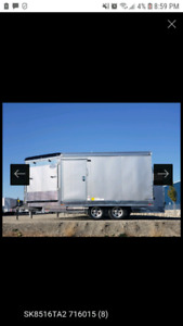 Looking for snowmobile trailer