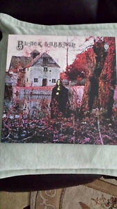 BLACK SABBATH  NEMS RHINO  VINYL BRAND NEW !