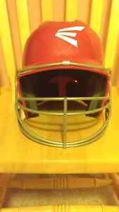 Girls helmet with cage