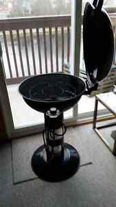 CHAR-BUSTER ELECTRIC GRILL FOR BALCONY