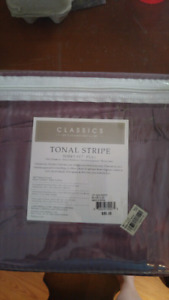 Brand new 400 thread count cotton sheets