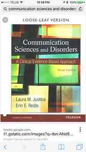 Communication Sciences and Disorders (CDS200) textbook Strathcona County Edmonton Area image 2