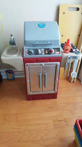 Barbecue Little Tikes complet