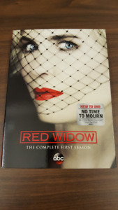 Red Widow The Complete First Season DVD set