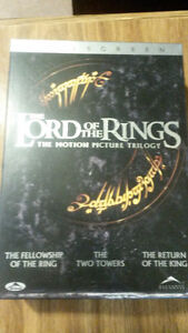 Lord of the rings collection (unopened) London Ontario image 1