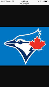 Blue Jays tickets for sale ! June 11th