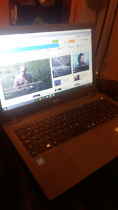 Acer Aspire E 15 - Barely Used - 8 GB