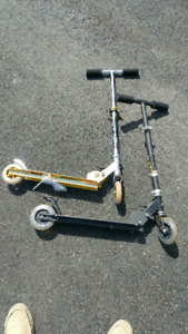 Scooters!