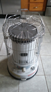 Kero World KC 2404 Portable Kerosene Heater