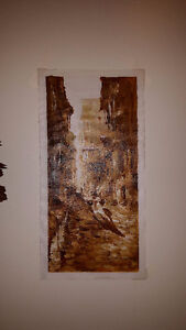 Original Nepal Oil Paintings Vancouver Greater Vancouver Area image 6