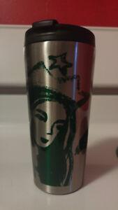 Starbucks Aluminum Travel Mug - 16 oz/ 473 ml