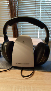 Sennheiser Wireless Headphone system