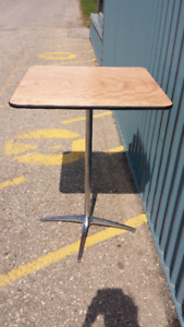 Cocktail Tables - High Top Tables - Pub Tables - Cruiser Tables