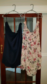 Two as new condition ladies skirts size 28