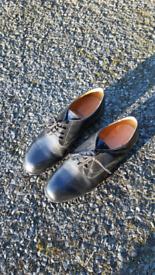 Girls formal dress shoes size 4