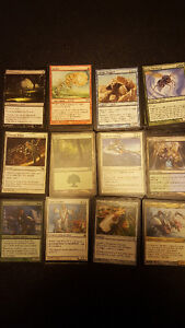 Magic The Gathering - 100 CARD Booster Packs - 20$