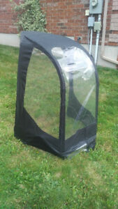 Snowblower canopy/cover - universal size. Like new $50
