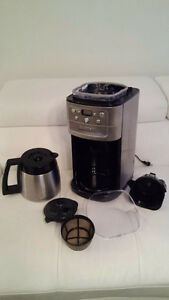 Coffee Maker,CUISINART Fully Automatic Burr Grind & Brew,OBO