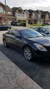 2008 Nissan altima coupe New clutch/brakes/battery