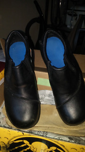 Womens Dakota safety Oxford shoe size 8.5