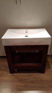 Meuble lavabo - salle de bain