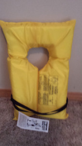 3 Life Jackets (never used)
