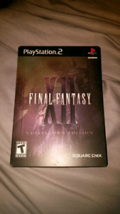 Final Fantasy XII ps2 for sale