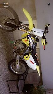 2006 Suzuki RMZ 250 4Stroke (also will trade for street bike)