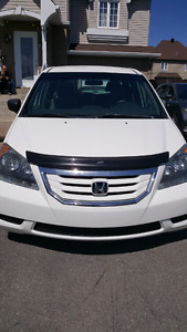 Honda odyssey Dx 2008 (price reduces for fast sales)