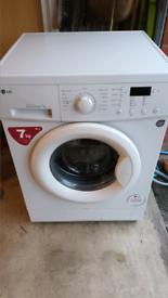 A+ class 7kg 1200 spin LG washing machine