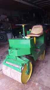 One Ton Grass Roller