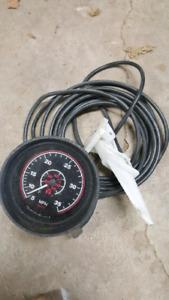 Teleflex boat speedometer