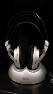 RCA Wireless Headset WHP170