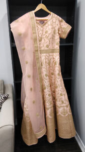Bridal Lengha - Indian Gown - Indian Party Wear