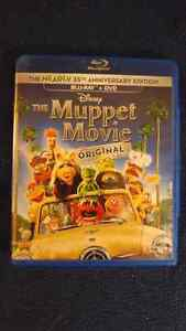 The Muppet Movie Original, Disney Blu Ray