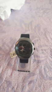 Brand new timberland men watch/montre neuve