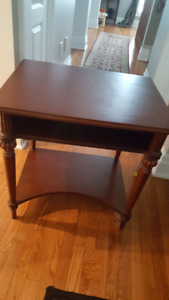 Bombay night stand/side table