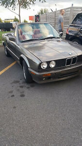 1991 BMW 3-Series Cabriolet