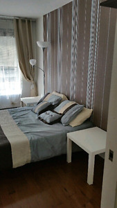 Modern 3 1/2 Furnished all-inclusive(Downtown/Plateau)
