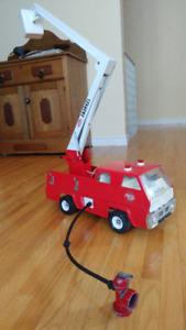 Vintage Tonka Fire Truck (Pumper) Circa 1970's