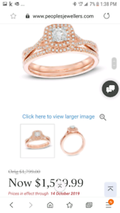 People's ring size 5-6
