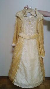 DISNEY PRINCESS BELLE LIKE DRESS
