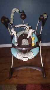 $25 Graco baby swing
